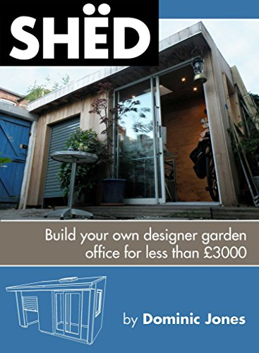 Garden sheds plans for Build your own garden office