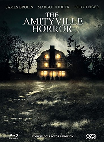 Amityville Horror 1979 - uncut [Blu-Ray+DVD] auf 444 limitiertes Mediabook Cover C [Limited Collector's Edition]