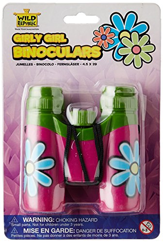 Wild Republic Binoculars - Girly Girl