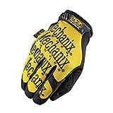 Mechanix Wear MG01-012 Mechanical Gloves, Yellow, XX-Large (Color: Yellow, Tamaño: XX-Large)