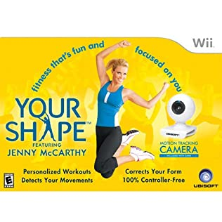 Your Shape (Nintendo Wii)