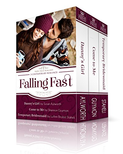 Fall in love with a bargain bestseller from Kindle Nation Daily:  3-in-1 boxed set – Just 99 cents!  Falling Fast: A Triple Treat Romance Box Set