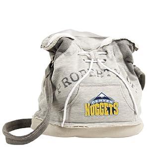 NBA Denver Nuggets Hoodie Duffel by Pro-FAN-ity Littlearth