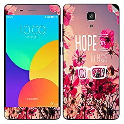 Theskinmantra Unseen Hopes Xiaomi Mi4 mobile skin