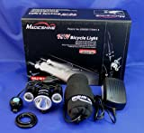  MagicShine MJ-816, 1400 Lumen LED Bike Light Set