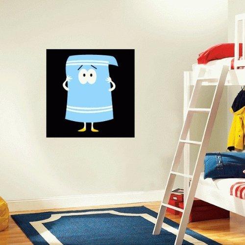 South Park Towelie Cartoon Wall Decal Sticker 22x 22 by valstick (South Park Towelie)