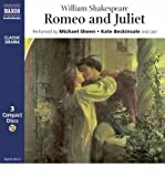 Romeo and Juliet: Performed by Michael Sheen & Cast (Classic drama) (CD-Audio) - Common