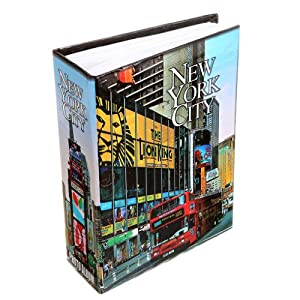 broadway new york city souvenir photo album kitchen home. Black Bedroom Furniture Sets. Home Design Ideas