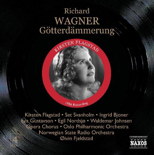 El Ocaso De Los Dioses (Fjeldstad) - Wagner - CD