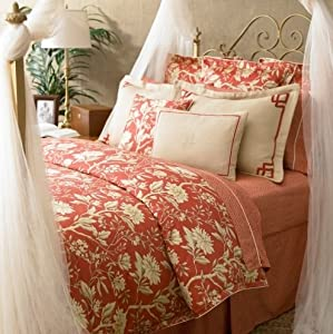 Amazon com lauren by ralph lauren bedding villa camelia floral full