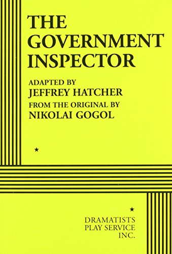 an analysis of the topic of the government inspector by nikolai gogol Dive deep into nikolai gogol's the government inspector with extended analysis, commentary, and discussion  the government inspector analysis nikolai gogol  topics for further study.