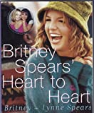 img - for Britney spears' Heart to Heart book / textbook / text book
