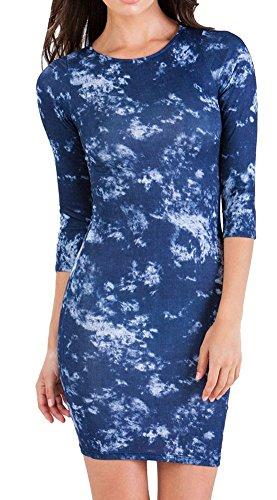 mujer-moda-moda-galaxy-space-cloud-modelo-tie-dye-mini-corta-corto-vestido-de-tubo-ajustado-verano-v