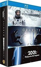 Interstellar + Gravity + 2001, l'odyssée de l'espace [Blu-ray]