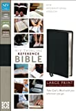 NIV Thinline Reference Bible (0310436370) by Various Authors