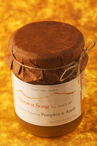 Harvest Song Gourmet 100% Natural Preserve Quince,