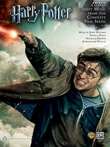 Harry Potter: Sheet Music from the Complete Film Series (Harry Potter Sheet Mucic)