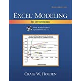 Excel Modeling in Investments (4th Edition) (Prentice Hall Series in Finance)
