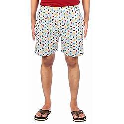 Aaduki Men's Cotton Shorts_Multi-Coloured_XXL