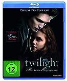 Blu-ray Vorstellung: Twilight – Bis(s) zum Morgengrauen [Blu-ray]