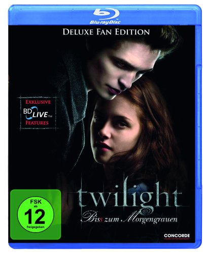 Twilight - Bis(s) zum Morgengrauen (Deluxe Fan Edition) [Blu-ray]