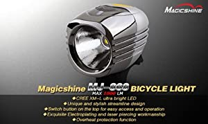 Magicshine Mj-868 White 1000 Lumen Led Bike Light With 5.6 Ah Samsung Battery