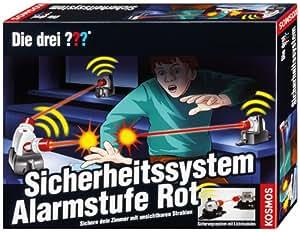 KOSMOS 631567 Die drei ??? Sicherheitssystem - Alarmstufe Rot