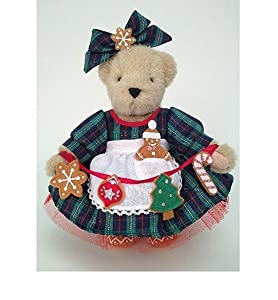 Muffy Vanderbear Cookie Baking Teddy Bear: One Cute Cookie