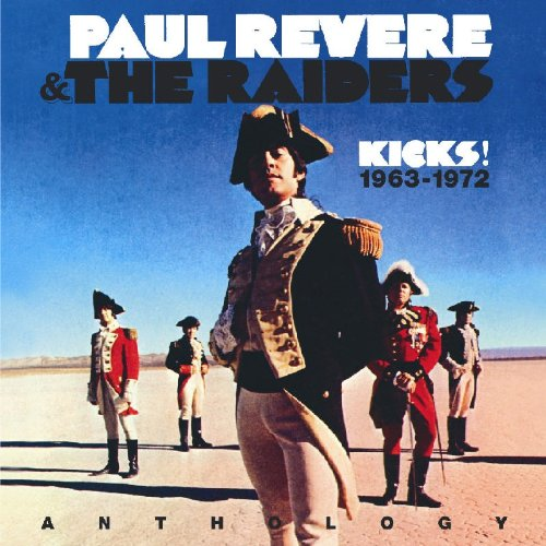 Paul Revere and The Raiders - Kicks 1963 - 1972 - Zortam Music