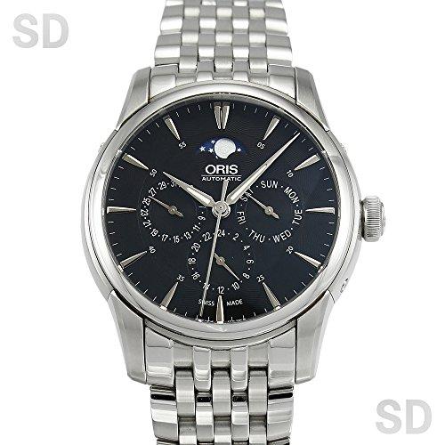 [オリス]ORIS腕時計 アートリエ コンプリケーション ブラック Ref:781.7703.4054M メンズ [中古] [並行輸入品]