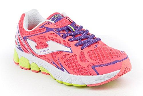 Joma Fast Lady  - Scarpe da running da donna, colore arancione  Taglia 37