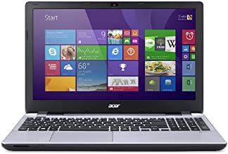 Acer Aspire V3-572G-56ND - Portátil de 15.6 Pulgadas (Intel core i5-5200U, 8 GB de RAM, 1 TB, NVIDIA GeForce 840M con 2 GB, Windows 8.1), plateado - Teclado QWERTY Español