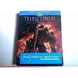 Transformers : l'âge de l'extinction [Combo Blu-ray + DVD - Édition boîtier SteelBook] Exclusivité auchan