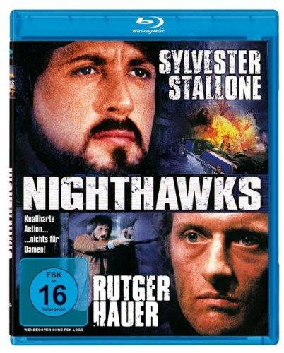 Nighthawks [Blu-ray]
