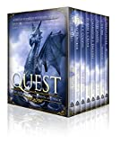 img - for Quest: Eight Novels of Fantasy, Myth, and Magic book / textbook / text book