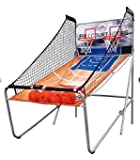 EA Sports 4-Player LED Electronic Arcade Size Fullcourt Hoops Basketball Game