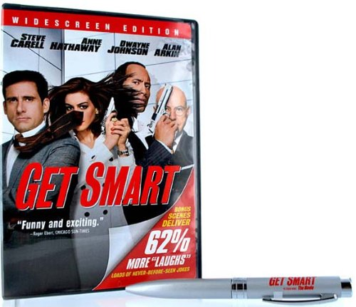 Get Smart (Widescreen) Plus Invisible Ink Pen Gift