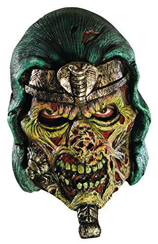 Rubies Child's Pariah 3/4 Vinyl Mask