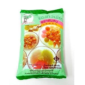 Mung Bean Starch (Flour) 500g. by Thailand