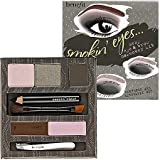 BENEFIT COSMETICS smokin' eyes ... eye and brow makeover kit