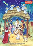 Nativity Chocolate Advent Calendar
