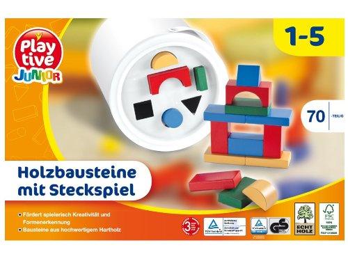 Otto Gartenmobel Polyrattan : Playtive HOLZBAUSTEINE MIT STECKSPIEL  Preisvergleich, Shops & Tests