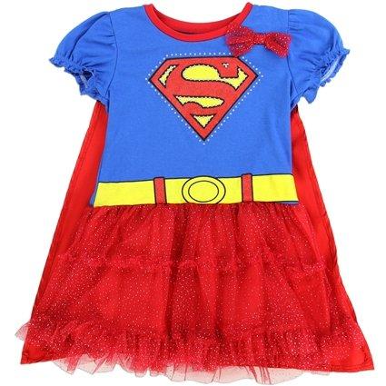 Supergirl-Toddler-Tutu-Costume-for-Girls