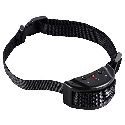 Zacro DC265 Dog No Bark Collar for Bark Control with 7 Levels Adjustable Sensitivity Control, Electric Anti Bark Shock Collar...