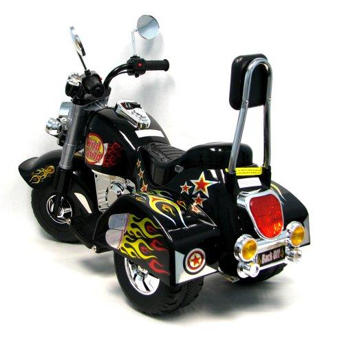 Lil Rider Harley Style Wild Child Motorcycle Black