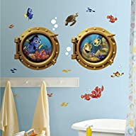 Roommates Rmk2060Gm Finding Nemo Peel…
