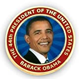 Barack Obama Lapel Pin - Barack Obama 44th President of the United States