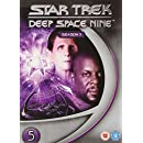 Star Trek: Deep Space Nine - Season 5 (Slimline Edition) [Import anglais]