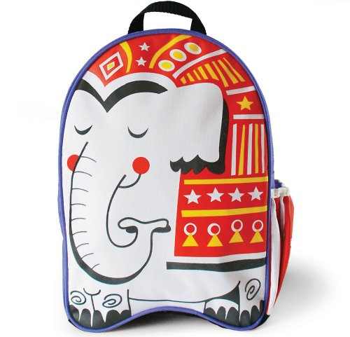 Stuf Friends - Kid Backpack - 'Circus Elephant'