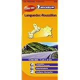 Languedoc-Roussillon (Michelin Regionalkarte)